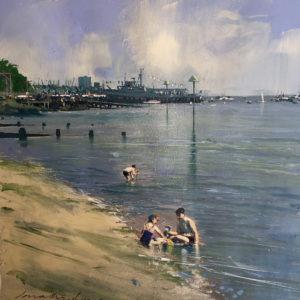 Summer Leigh Beach